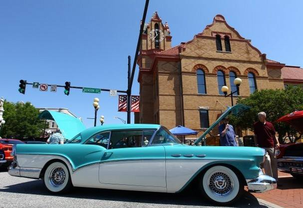 The Anderson Observer News Some Downtown Streets To Close For - Car show downtown