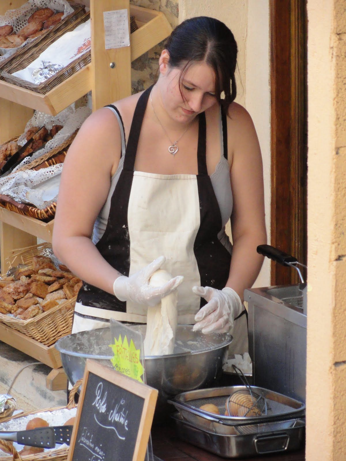 Corsican woman