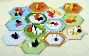 Dominant Species Board Game Review - Game Components