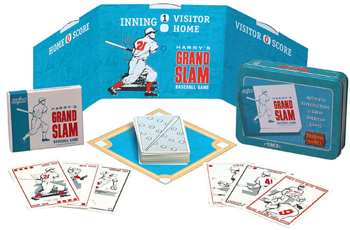 Review Of Harrys Grand Slam Baseball Game Home All Things Nerdy
