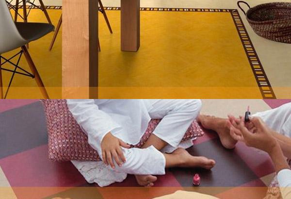 Ladymead carpets and flooring marmoleum