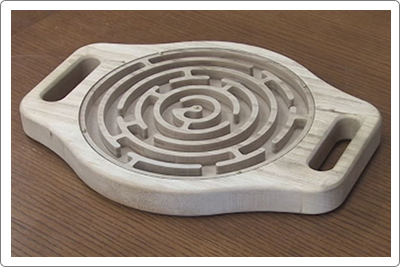 Two Sided Marble Maze Legacy Cnc Woodworking