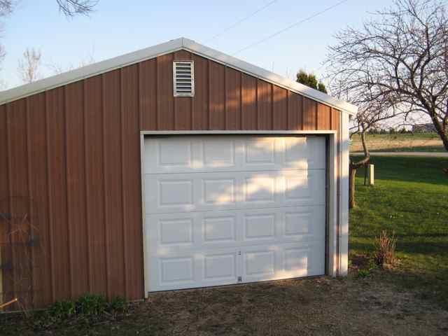 Home doug johnson 39 s blue skunk blog for Storage shed overhead door