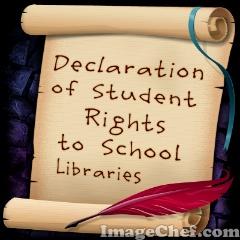 School Library Advocacy - Magazine cover