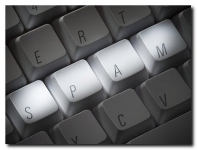 spam google