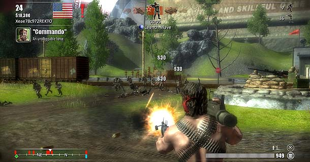 Review: Toy Soldiers: Cold War (XBLA) - Home - Pixelated Sausage