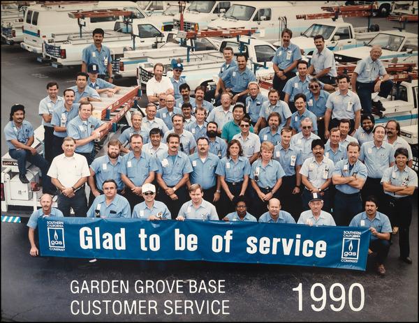 - Garden Grove Base