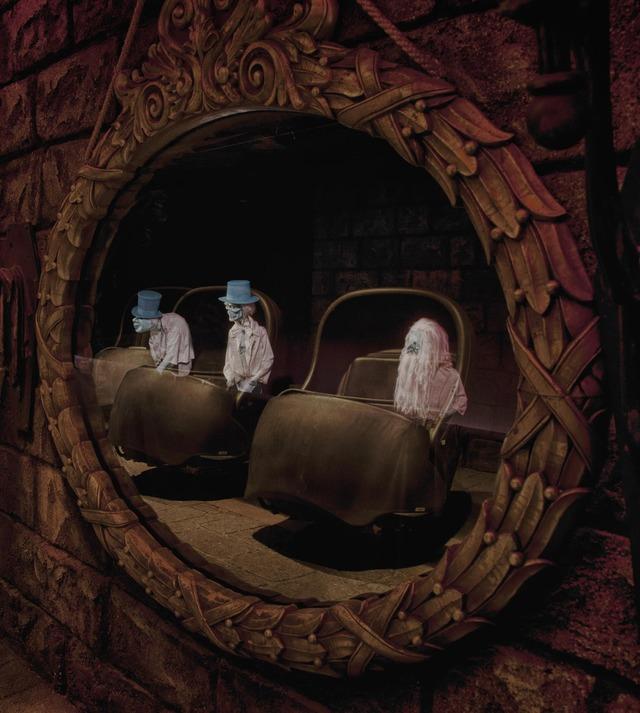 Behind The Scenes Of Disney Rides
