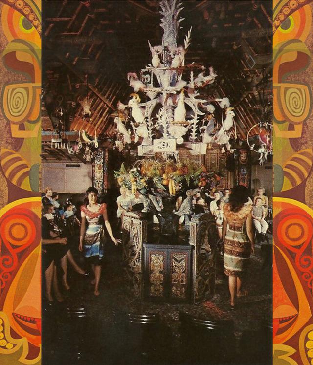 Diana Lai: An Original Enchanted Tiki Room VIP Hostess ...