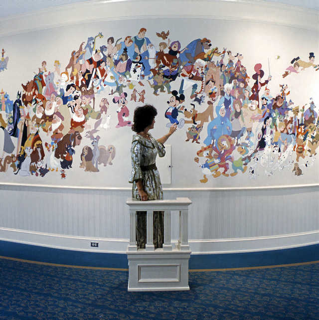 mural removin 39 season at disney imagineering disney