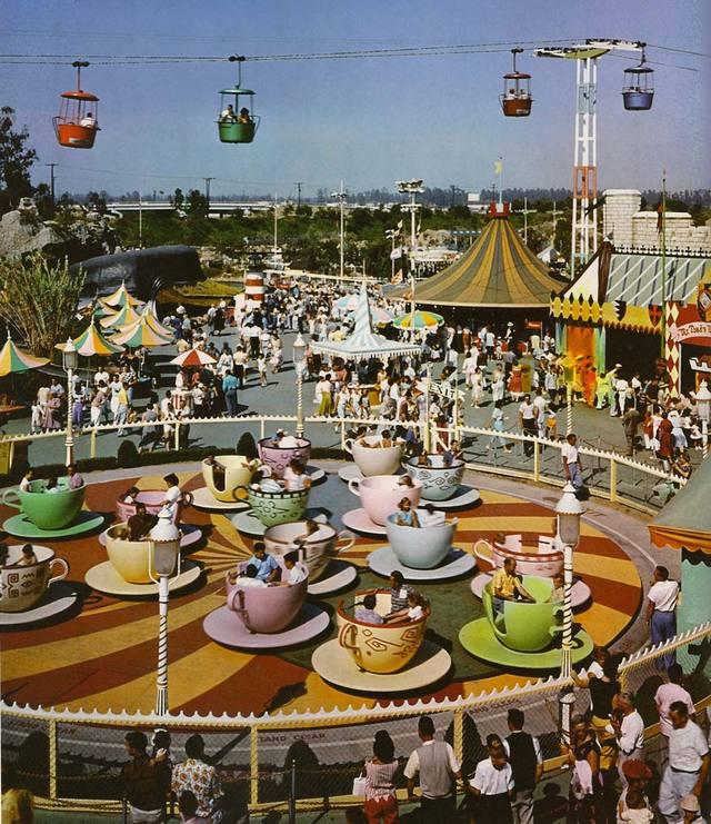 New Fantasyland 1983 - Imagineering Disney