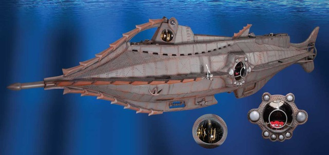 30000 Leagues Under The Sea Submarine