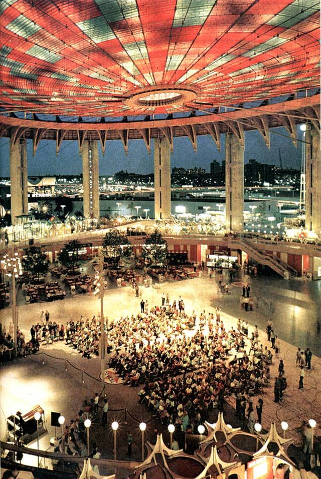 What Remains Of The 1964 65 New York World S Fair