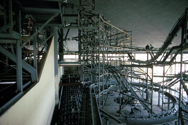 Magic Kingdom's Space Mountain Construction - Imagineering ...