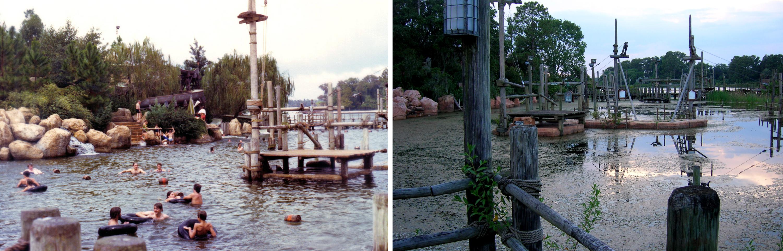 Abandoned Disney River Country Part 1 Imagineering Disney