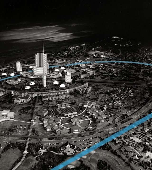 A Look At The Progress City Model Then And Now