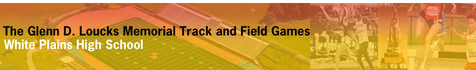 The Glenn D. Loucks Memorial Track & Field Games