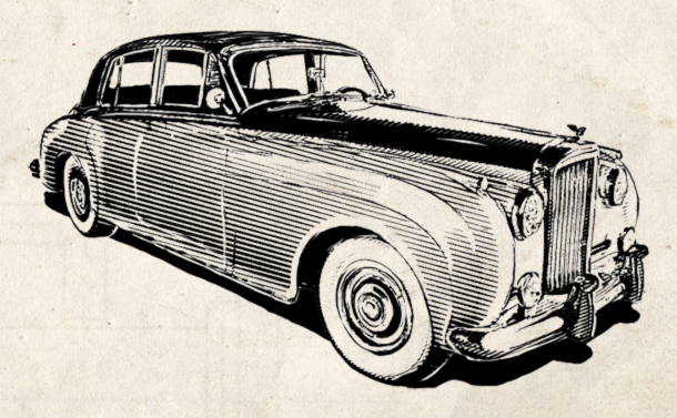 Max Hergenrother Illustration Blog Classic Cars