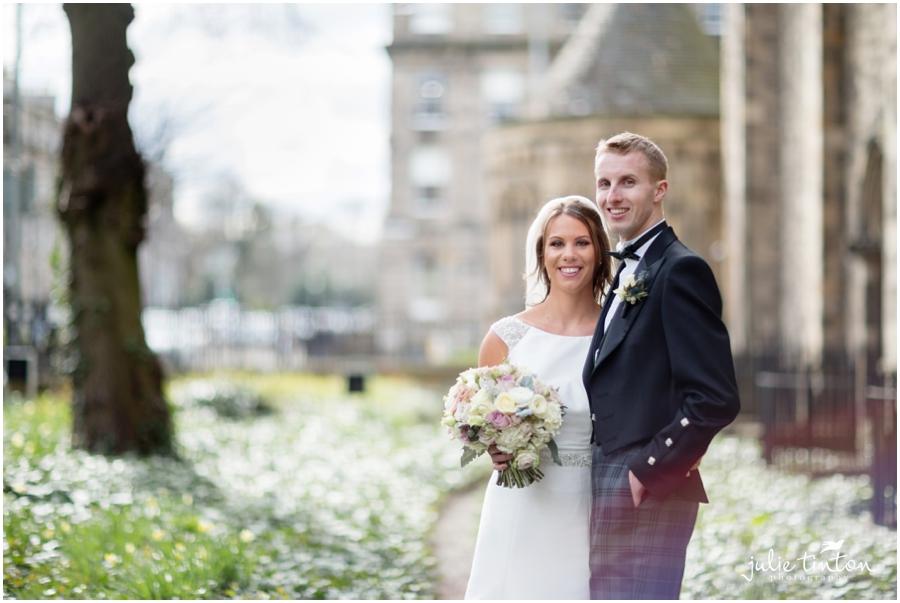 Julie seward wedding