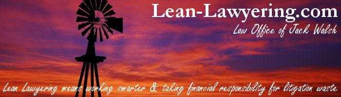 Lean-Lawyering.com