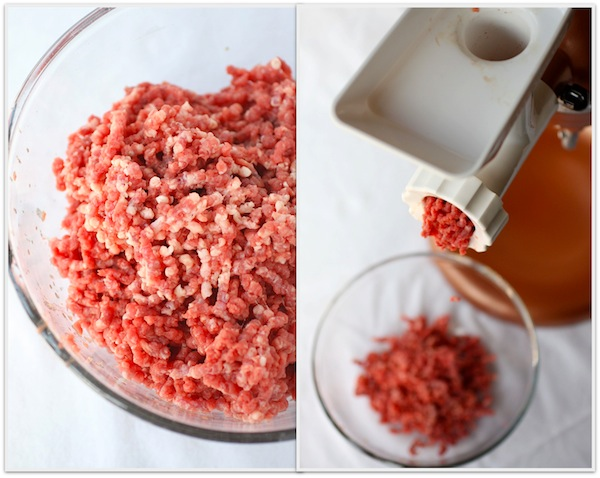 The Italian Dish Posts Grind Your Own Meat