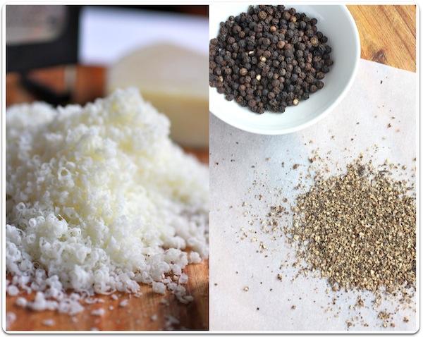 The Italian Dish - Posts - Cacio e Pepe (Pasta with Cheese ...