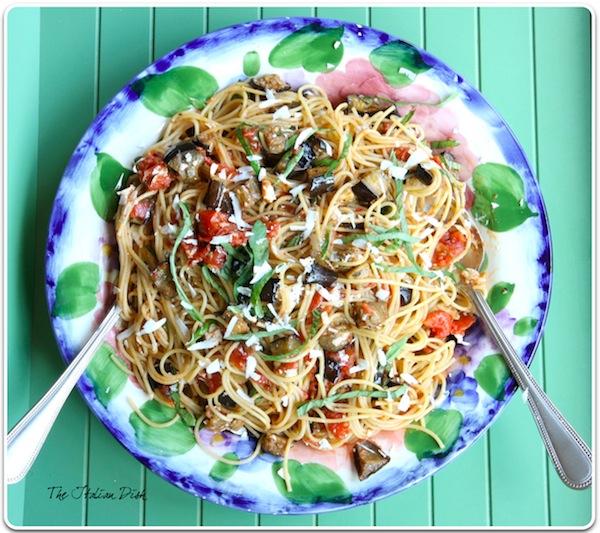 The Italian Dish - Posts - Pasta Alla Norma