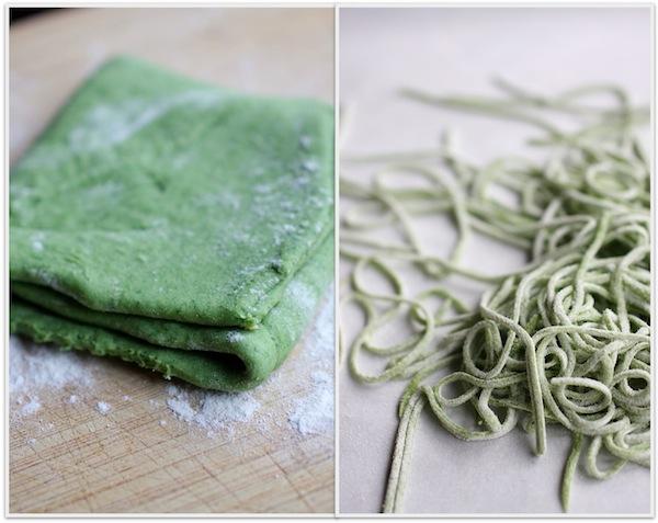 Homemade pasta recipes semolina