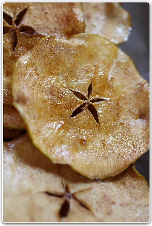 Michelle's Little Piece Of Heaven: Homemade Apple Chips