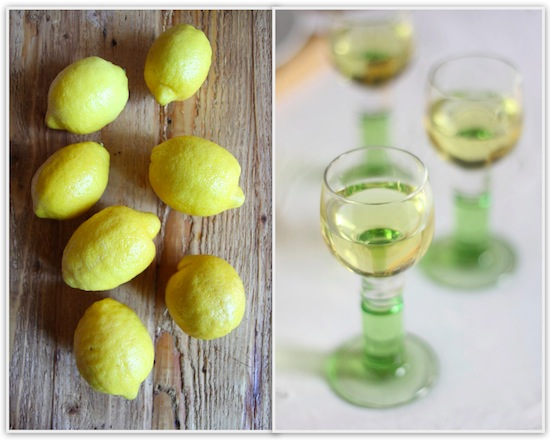 The Italian Dish Posts How To Make Homemade Limoncello