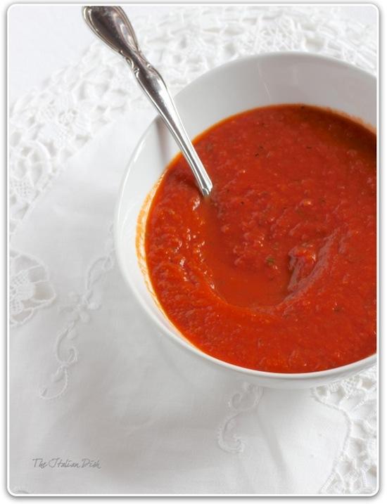 The Italian Dish - Posts - My Tips For Homemade Marinara Sauce