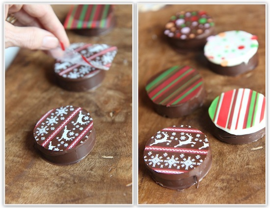 The Italian Dish Posts How To Make Fancy Dipped Oreos