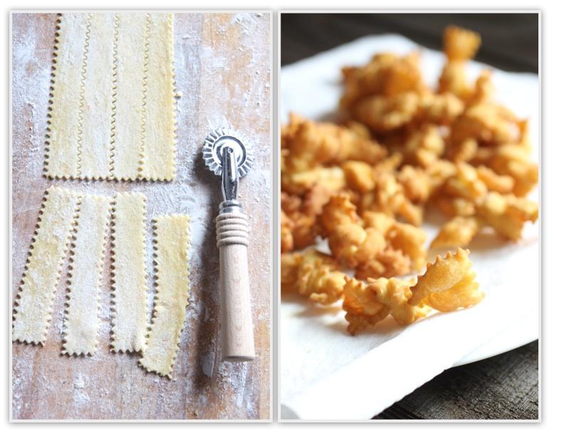 The Italian Dish - Posts - Italian Cenci