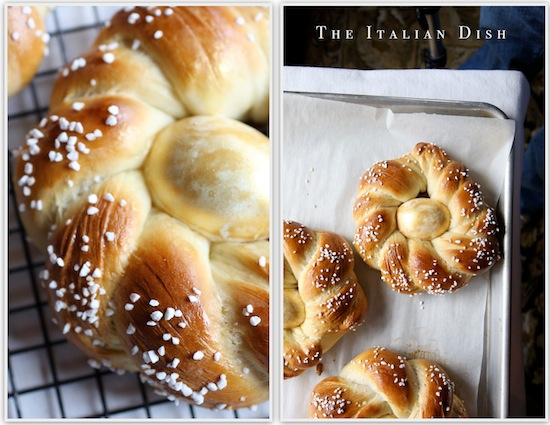 The Italian Dish  Posts  Italian Easter Bread Revisited