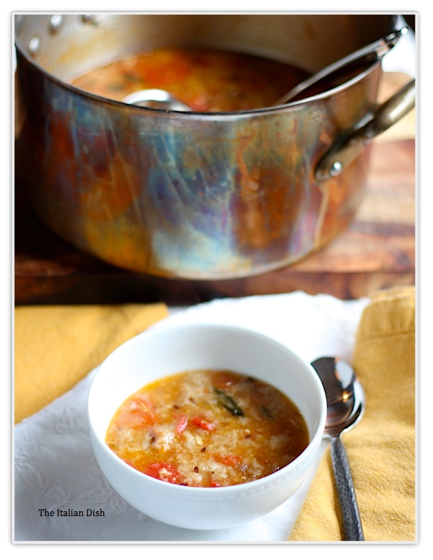 ... post and recipe for this delicious and simple traditional Tuscan soup