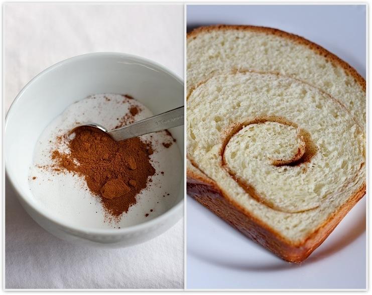 The Italian Dish - Posts - Homemade Cinnamon Bread