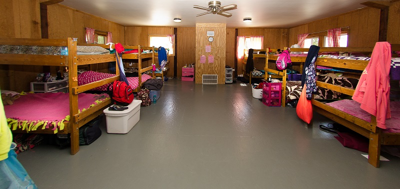 Hoofbeat Org Resident Camp