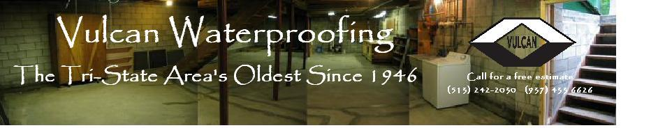 Vulcan Waterproofing Inc.