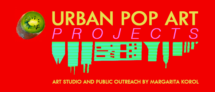 Urban Pop Art Projects