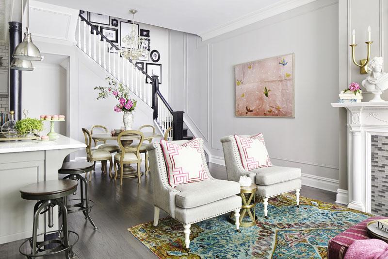 La maison de Christine  emagDECO  Magazine de décoration