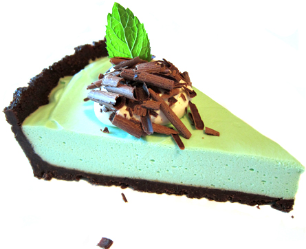 Grasshopper pie nigella - photo#26