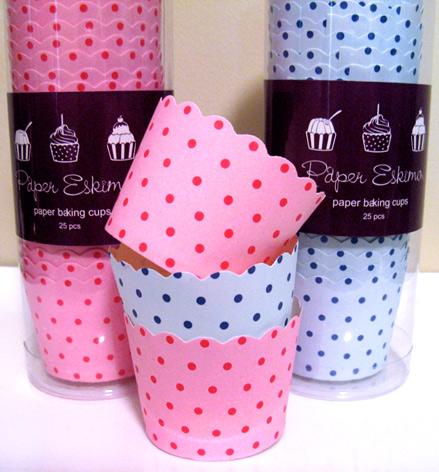 cupcake paper holders