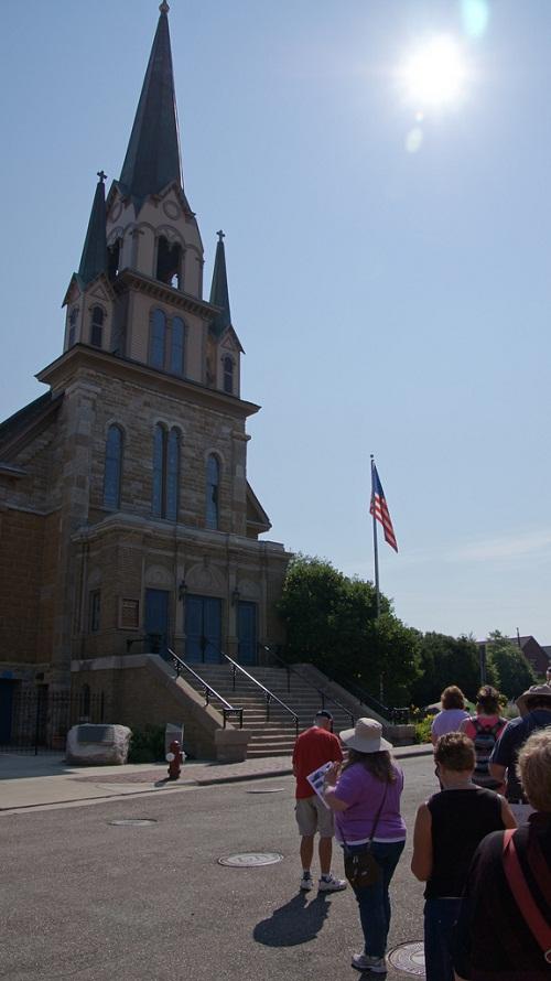 Preserve Minneapolis Walking Tours