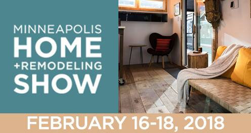 February 16, 2018, Friday   Minneapolis Home + Remodeling Show At US Bank  Stadium (3 Days)