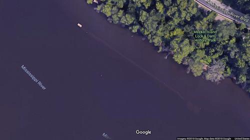 The Meeker Island Lock & Dam - Minneapolis Riverfront News ...