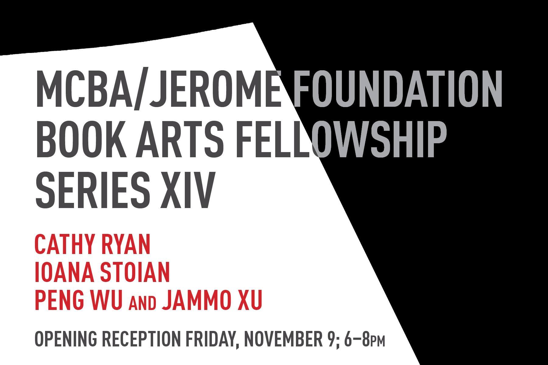 November 9, 2018, Friday - Opening Reception: MCBA/Jerome
