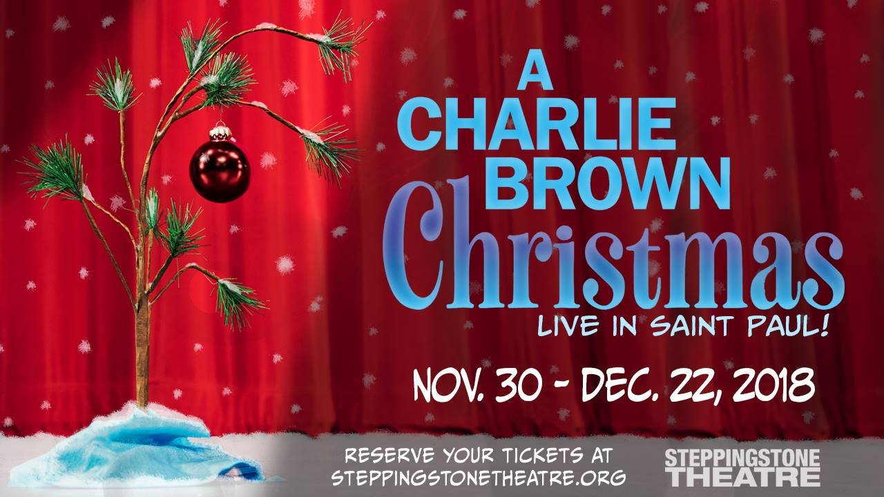 A Charlie Brown Christmas Play.Steppingstone Theatre Announces Their Production Of A