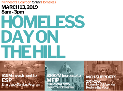 Minneapolis Events March 2020.March 13 2019 Wednesday 2019 Homeless Day On The Hill