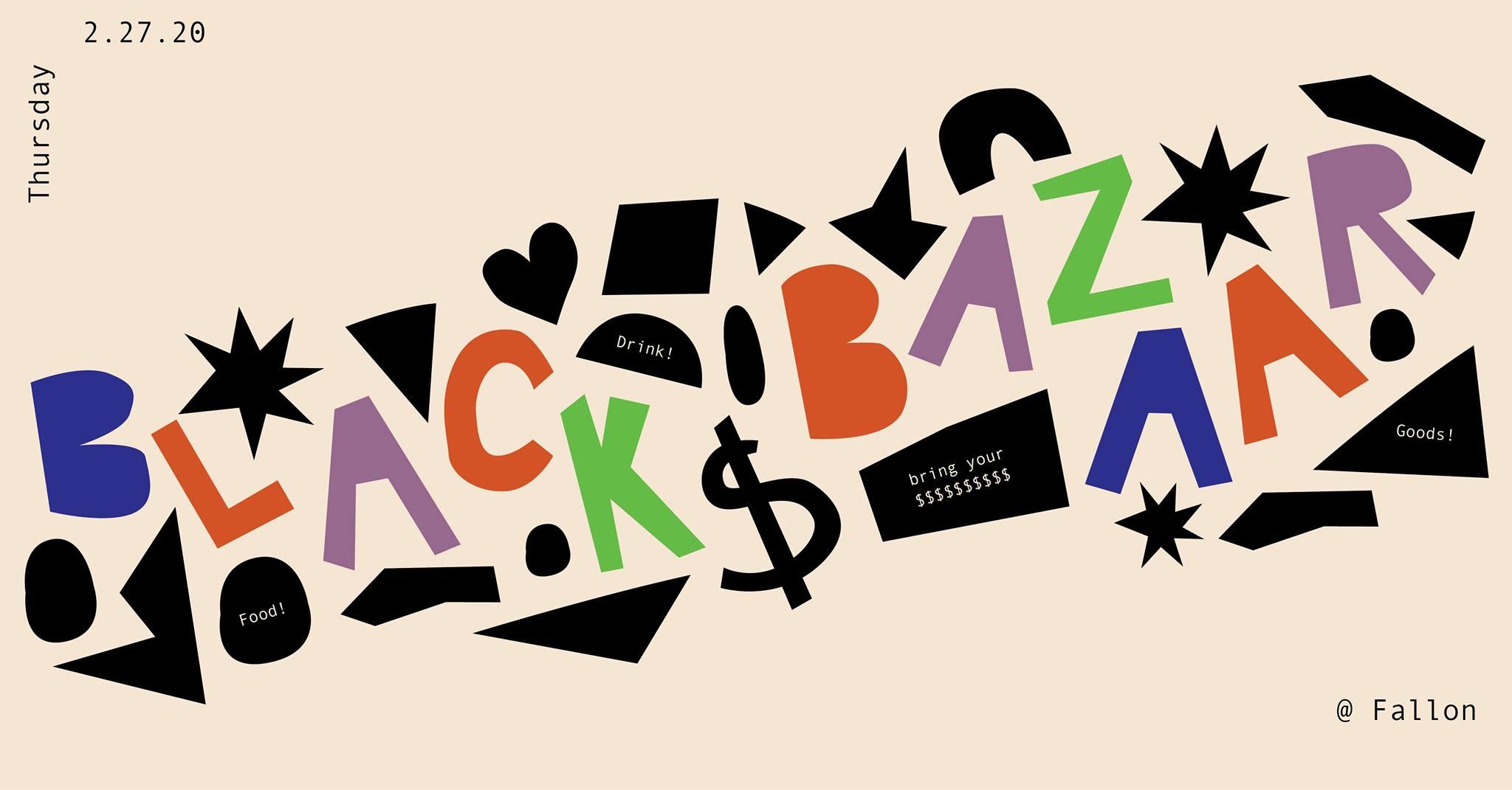 Minneapolis Halloween Half Marathon 2020, Father Hennepin Bluff Park, October 27 February 27, 2020, Thursday   Black Bazaar: A Pop Up Event to