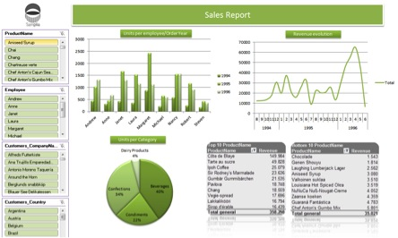 executive dashboards for monitoring performance apesoft